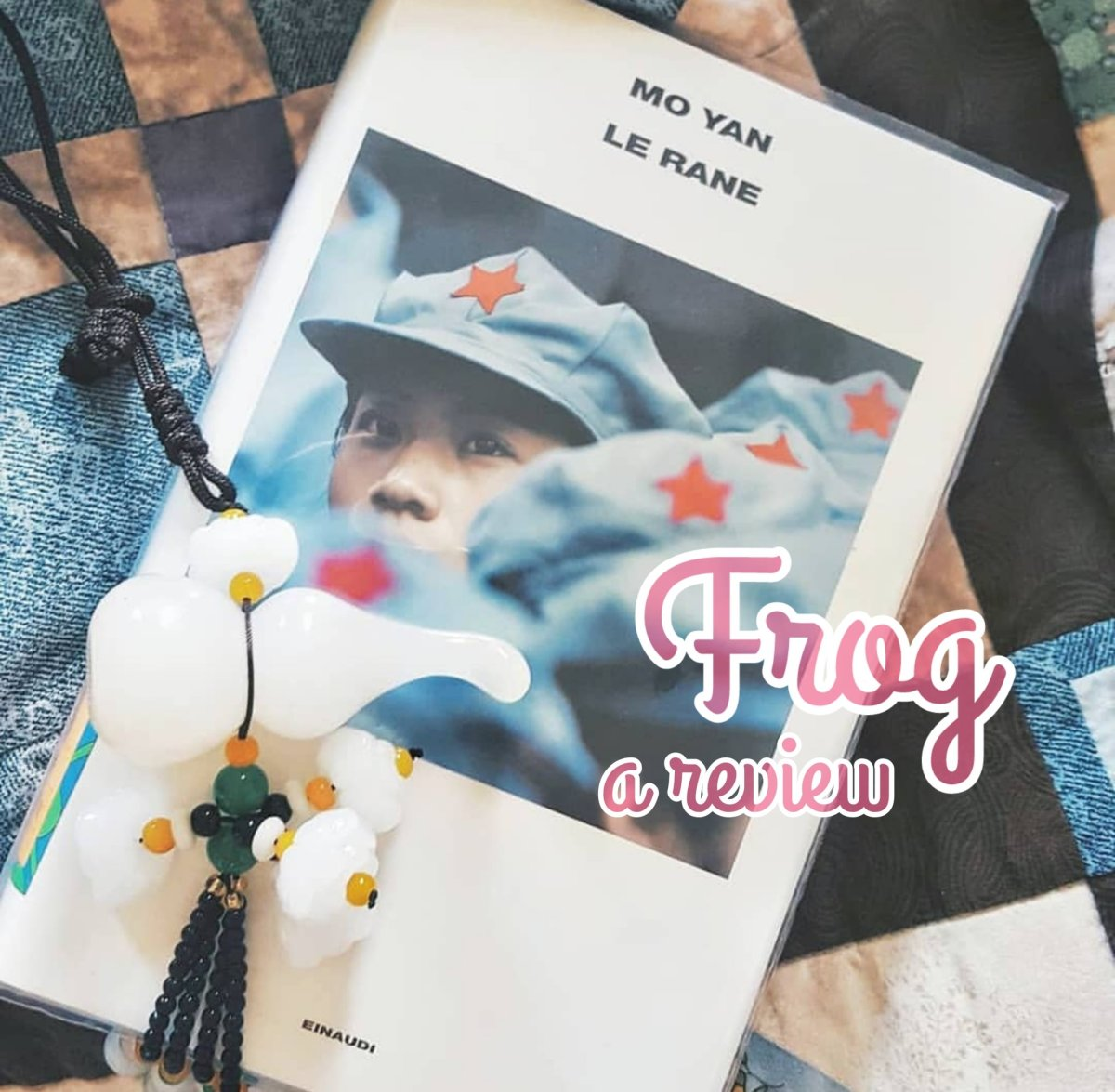 Frog by Mo Yan | Book Review