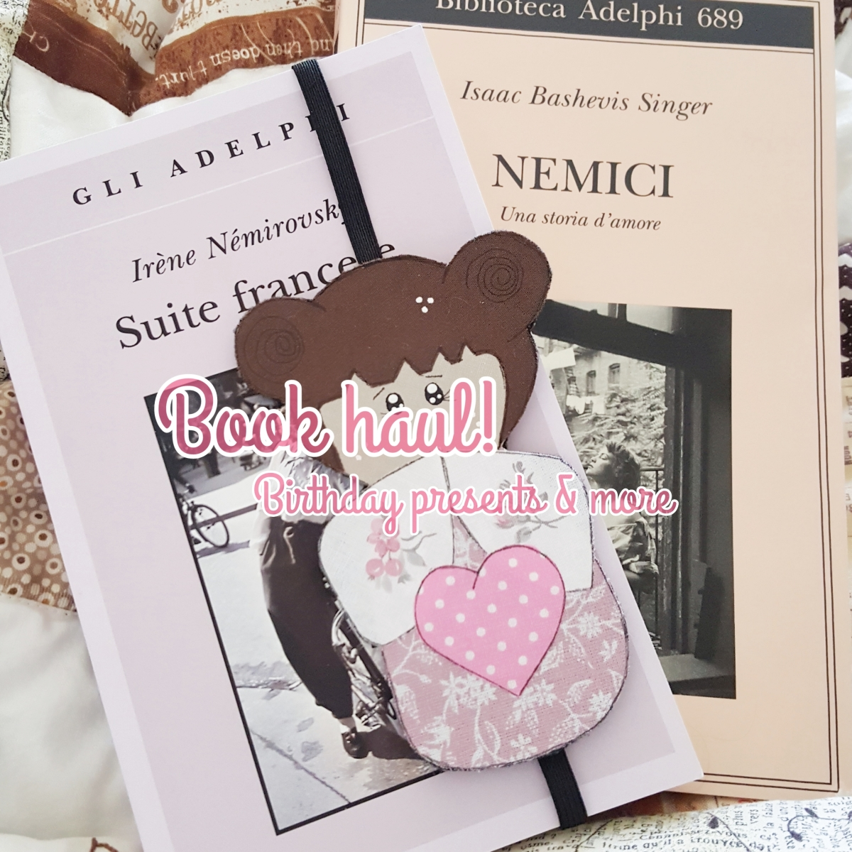 Book Haul | Birthday presents & more